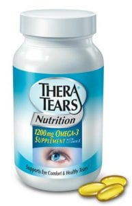 Thera Tears with Omega 3 How does your contact lens feel? Visual Q Eyecare
