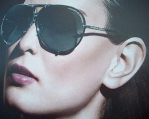 Porsche Design 2012 Spring Women's Sunglasses Visual Q Eyecare Melbourne