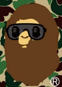 A Bathing Ape Visual Q Eyecare South Yarra