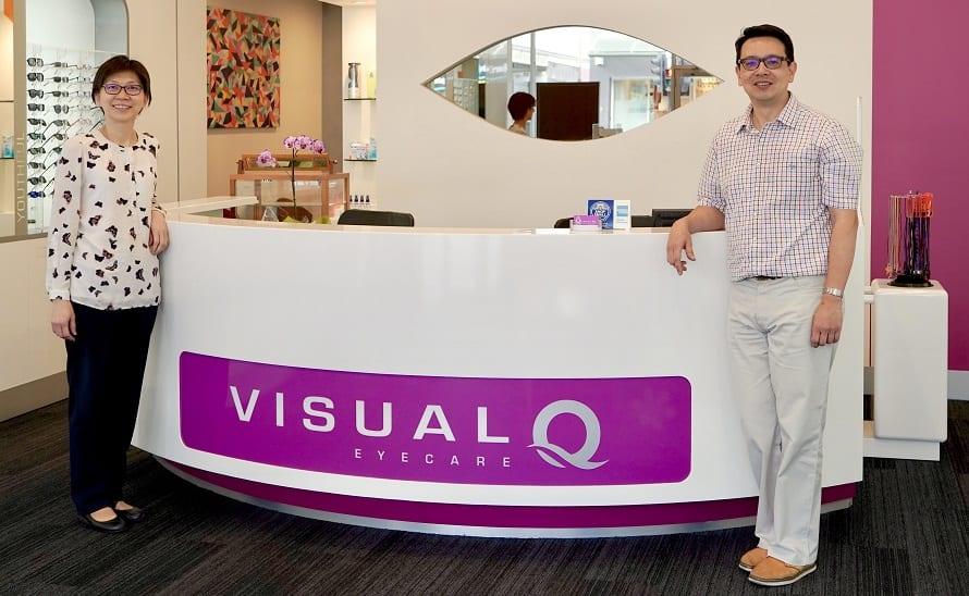 Visual Q Tailored Eye Care