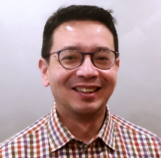 Simon Ch'ng, Practice Manager, Visual Q Eyecare